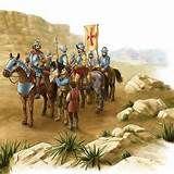 095 – Días después, los conquistadores se enteraron de que contingentes indígenas se habían concentrado en Yucay y enviaron soldados armados en su búsqueda, pero fueron desbaratados por los nativos.