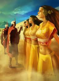 142 – (1536) Prosigue Inés Muñoz. A las mujeres hermosas las seleccionan desde pequeñas, las llaman