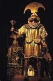 19 - NAYLAMP. Cultura Chimú, El cronista Miguel Cabello de Balboa fue el primero en escribir sobre el mito de Naylamp en la zona de Lambayeque en el siglo XVI.