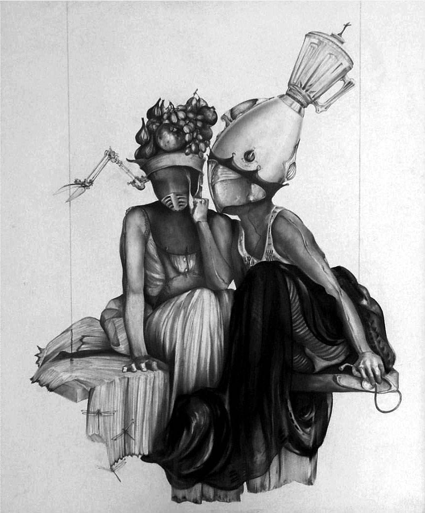 Blanziflor et Helena - antonio alza sanguinetti