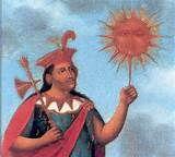 101 – También comandan las tropas los capitanes Illa Túpac y Puyu Vilca, El jefe máximo es Wila Oma, gran sacerdote del Sol y capitán general del ejército del Tawantinsuyo, que inicia la guerra de reconquista con el ataque a la ciudad del Cuzco.
